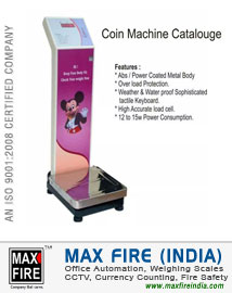 Coin Weighing Machine